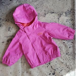 The North Face. Waterproof Hooded Rain Jacket